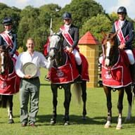 Hickstead S Daisy Bunn Hosts Special Charity Event
