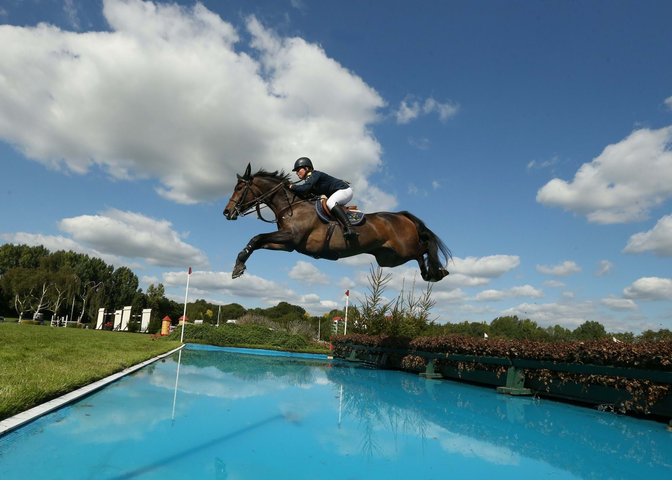 Welcome to Hickstead