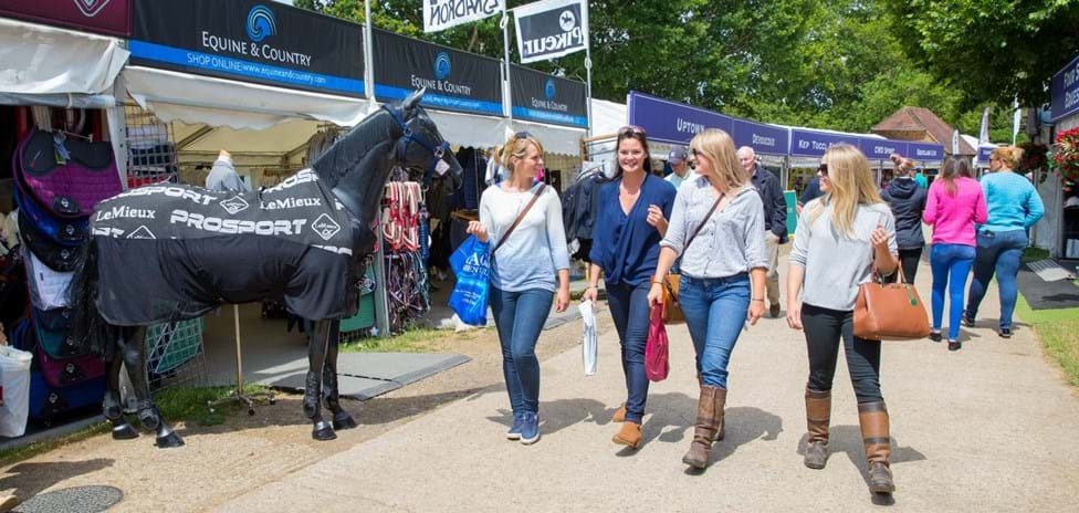 Trade Stands Hickstead : Hickstead adds free shopping day and new childrens entertainment zone