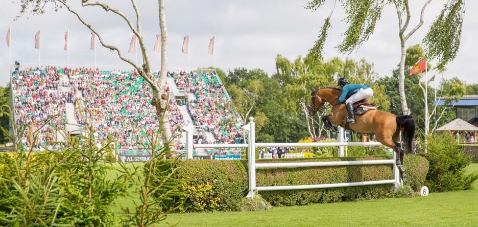Trade Stands Hickstead : What to watch at this years al shiraaa hickstead derby meeting